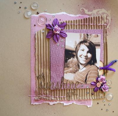 Min Lilla Scrapvärld: augusti 2009
