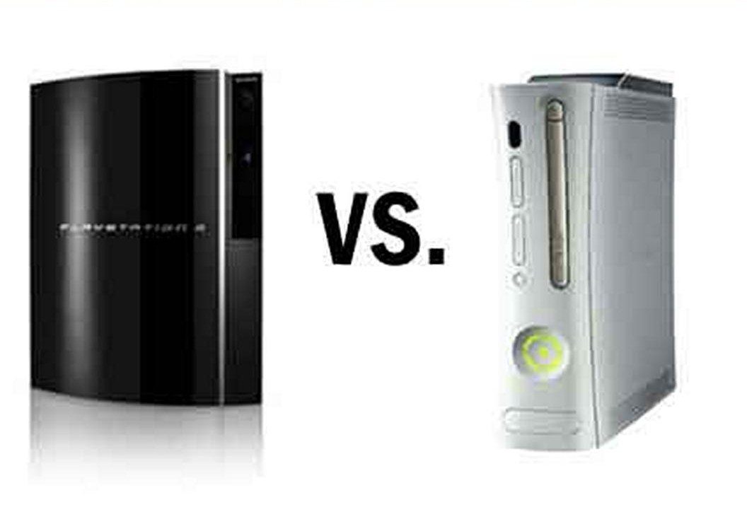 Technism Today: Sony PS3 vs Microsoft Xbox 360