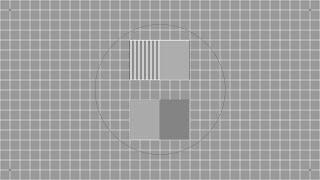 Audio Video Calibration DVD: Source Calibration patterns