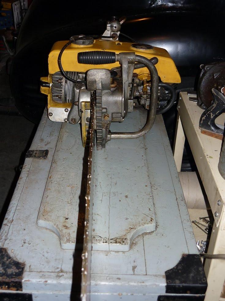 hornet engine cover