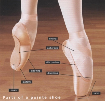 Ballet Pointe Shoes For Sale Ebay