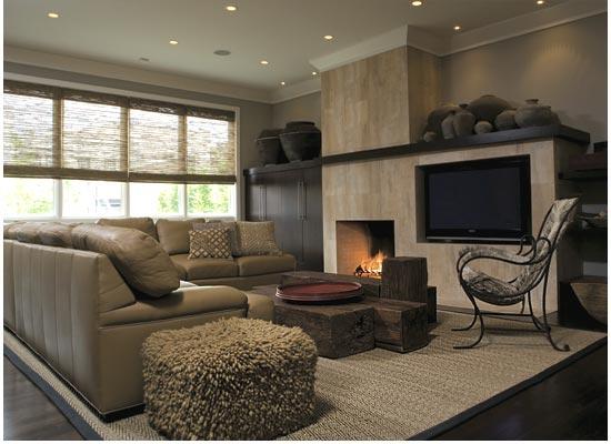 Beautiful room design by Michael Del Piero