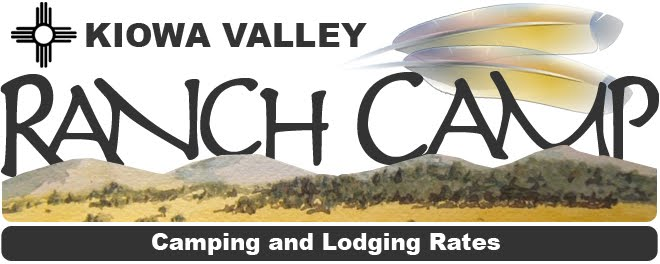 Ranch Camp Rates