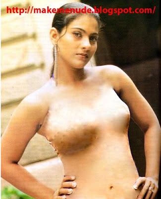 Kajol Nipples 17