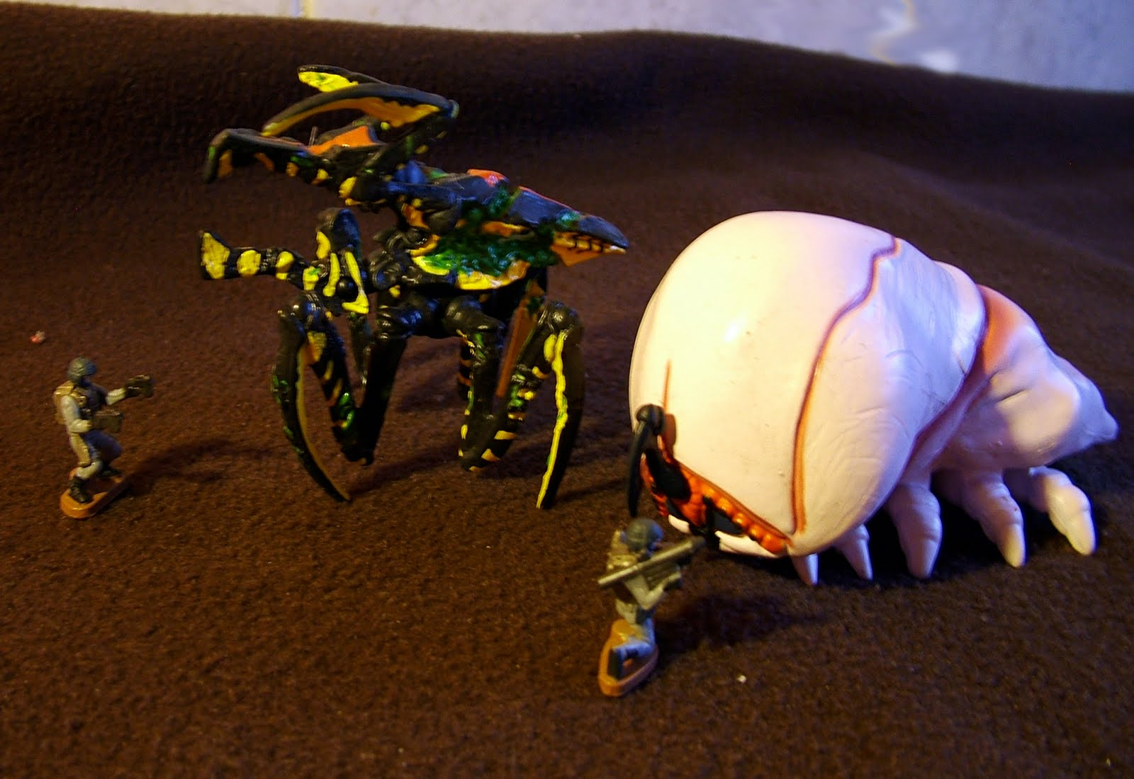 Starship Troopers Brain Bug Toy | www.imgkid.com - The ...