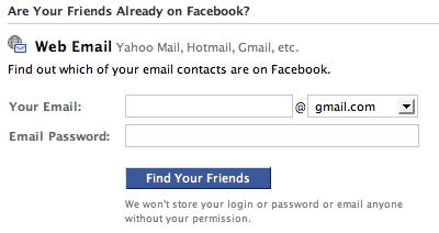 Paul Buchheit: Should Gmail, Yahoo, and Hotmail block Facebook?