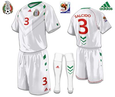 Fernando Amaral FC  Copa da África do Sul - Grupo A - México... a72825392ed5d