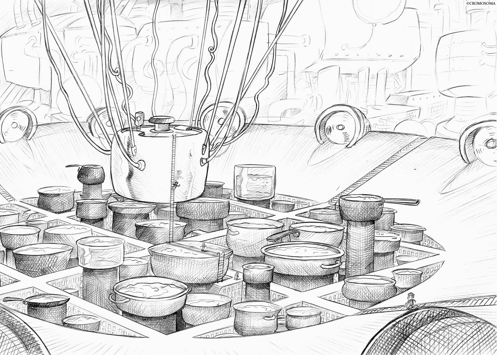 Jordi Valbuena Storyboard Artist Juin