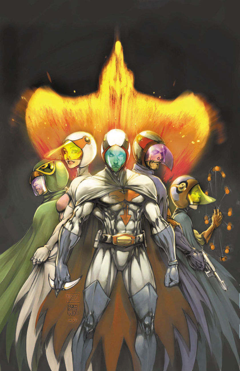 g4 the battle of planets - photo #48