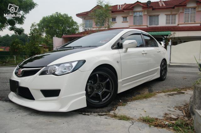 Honda Pilot Build >> Honda Civic FD Custom and Modified