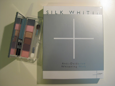 Blog Giveaway: Clinique and Silk Whitia