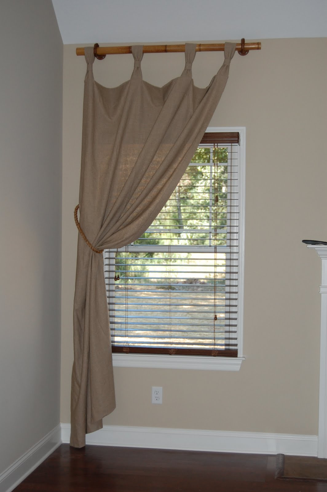 Home Building Project Table Amp Chairs Window Treatments