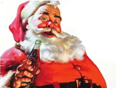 Santa Claus Is A Fat 84