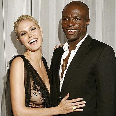 Style Redux: Stylish Couples-Heidi Klum & Seal