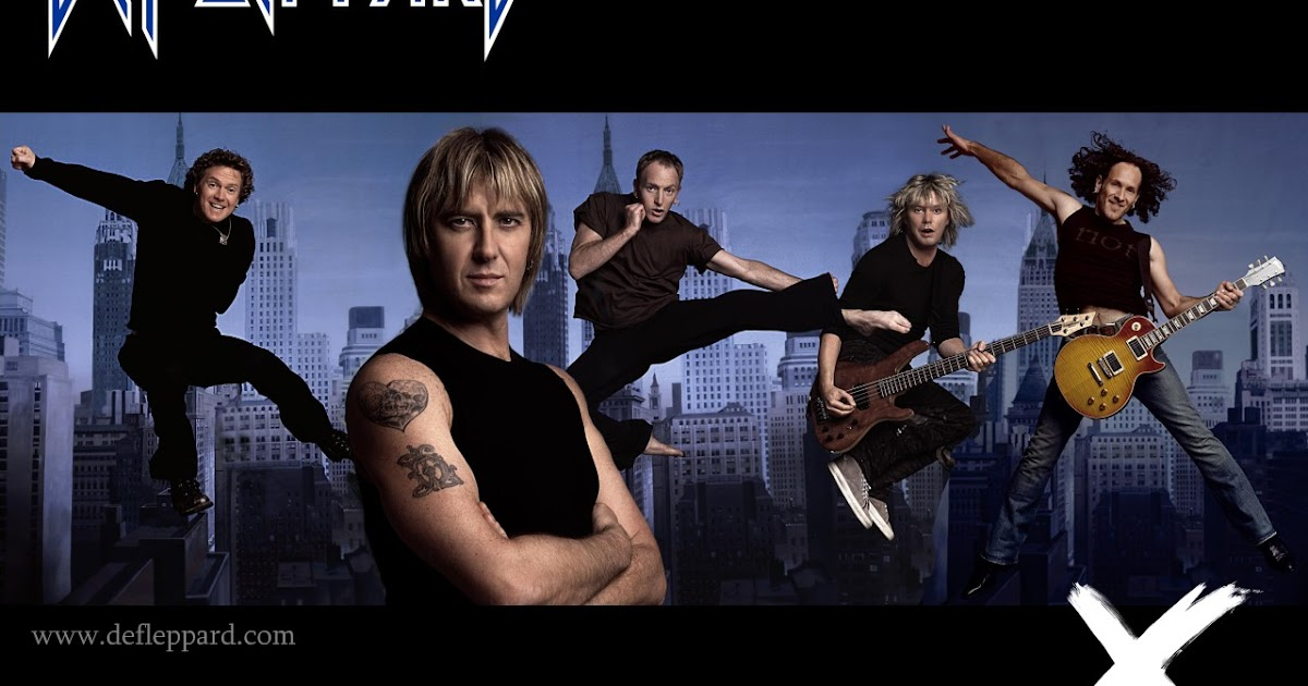 The Gratest Hits Of The 80'S: Def Leppard