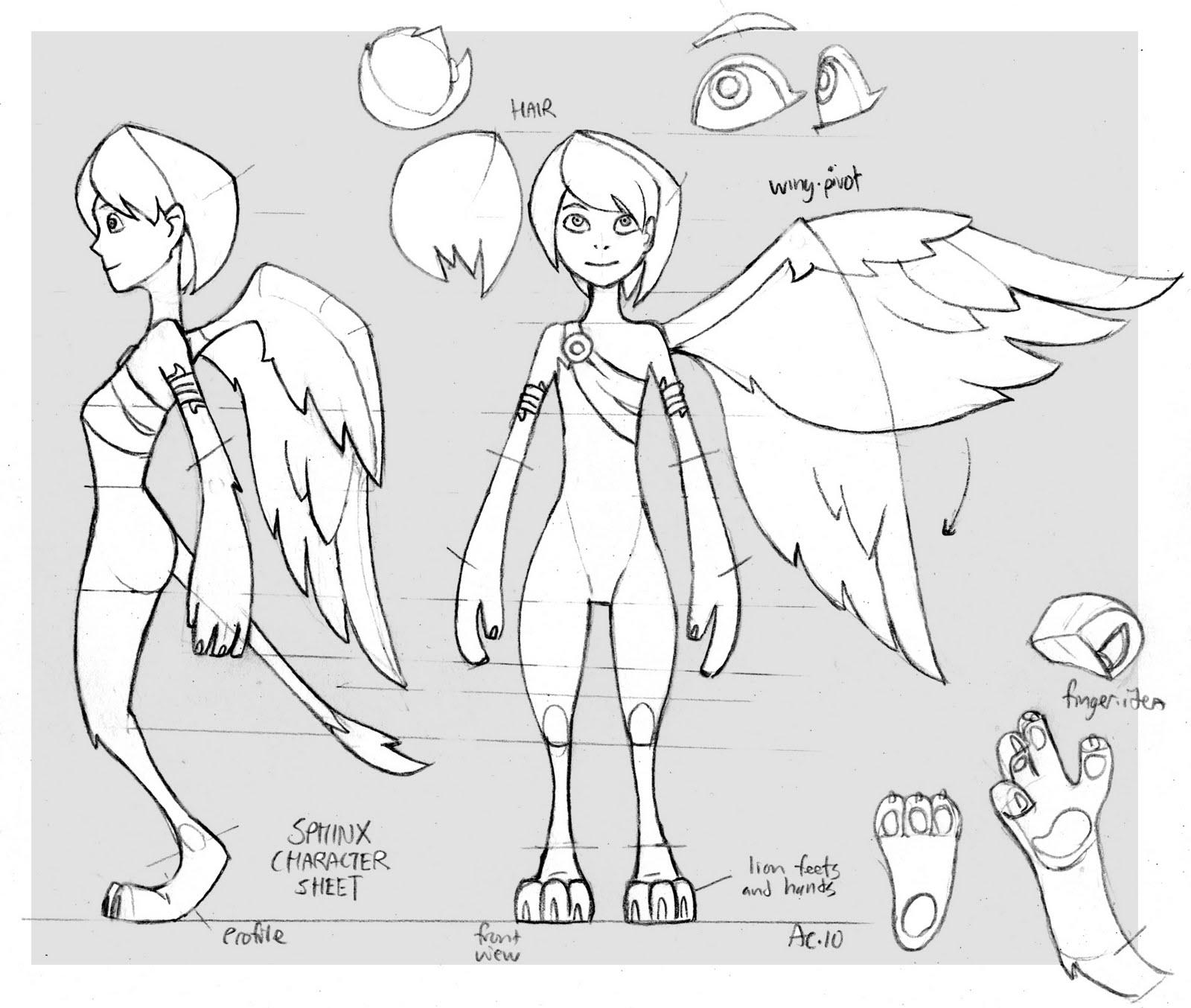 character design post - photo #31