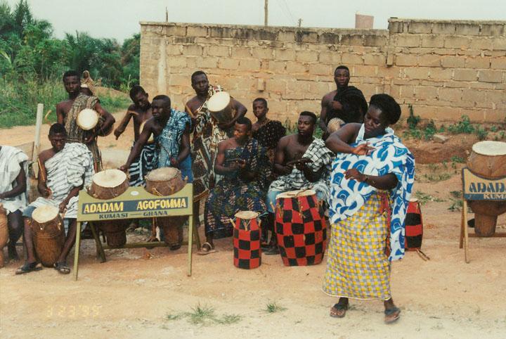 Osibisaba: Adowa Music - Onyame Nkrabea Nwomkro