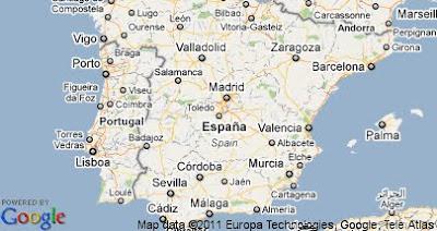 mapa de espanha toledo Pela ViTri  Ne: Toledo  Espanha mapa de espanha toledo