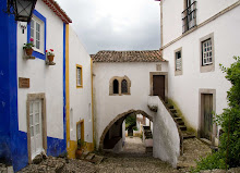 Obidos, the white medieval town