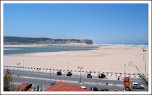 Foz do Arelho Beach, Silver Coast, Portugal