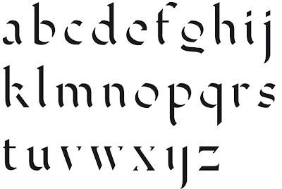 Rencontre typographique