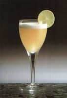 Cocktail Brandy Sour