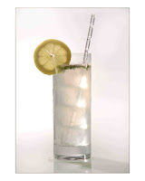 Cocktail Gin Fizz