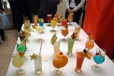 Cocktails de I.B.A