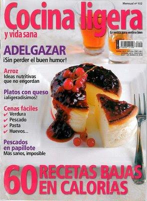 De vino y tequila revista cocina ligera y vida sana - Comidas sanas y bajas en calorias ...