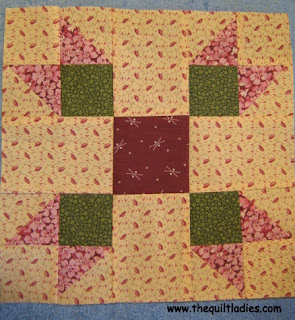 52 Weeks of Quilt Pattern Blocks in 52 Weeks -  Week 7