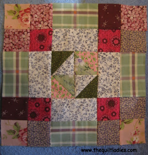 How to make the Quilt Pattern, Fair and Square