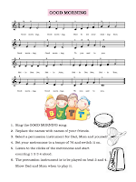 Rhythm MP • the music page: Piano Lesson Made Easy Level 1
