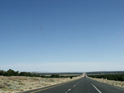 Highway 89 north Arizona