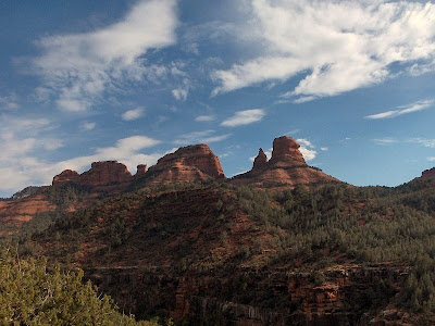 Red rocks of Sedona Arizona