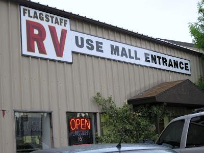 Flagstaff RV Arizona