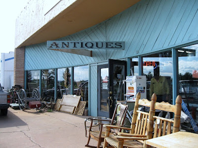 Antique store Flagstaff Arizona