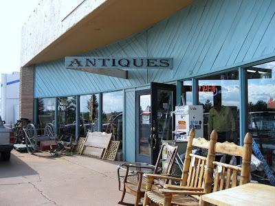 Antique store Flagstaff Arizona