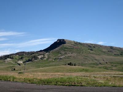 Brian Head from Cedar Breaks National Monument Utah