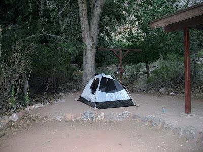 Indian Garden camp Grand Canyon National Park Arizona