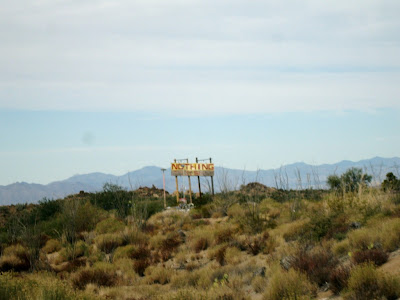 Sign for Nothing Arizona