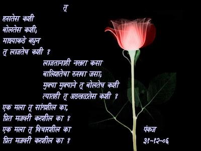 fakt tu marathi