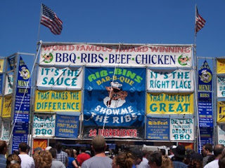 photo of RIB-BINS BBQ, Pennsylvania