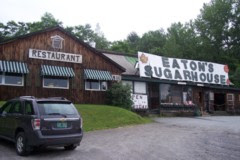 photo of Eaton's Sugarhouse, South Royalton, VT