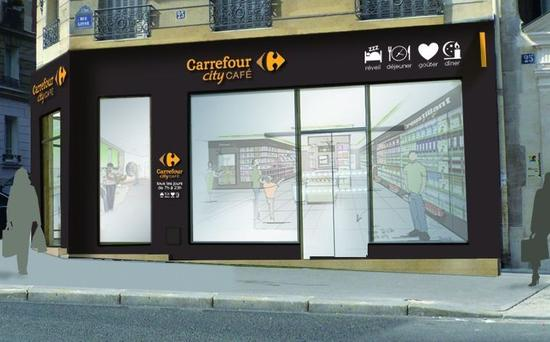 retailsquare carrefour to launch two new store concepts. Black Bedroom Furniture Sets. Home Design Ideas