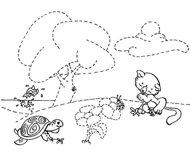 Dibujo Parque Infantil Para Colorear: ANDREIA SAMPAIO: Junho 2010