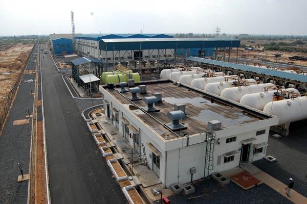 Minjur Minjur Desalination Plant