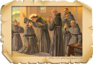 A Franciscan Vocation Saved!
