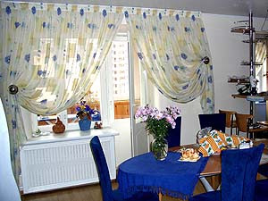 dining room curtain ideas