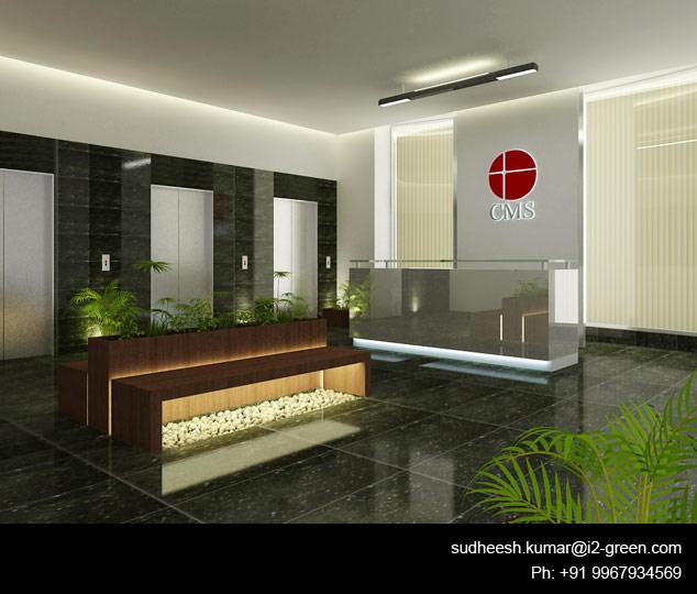 11 Beautiful 3D Interior Designs