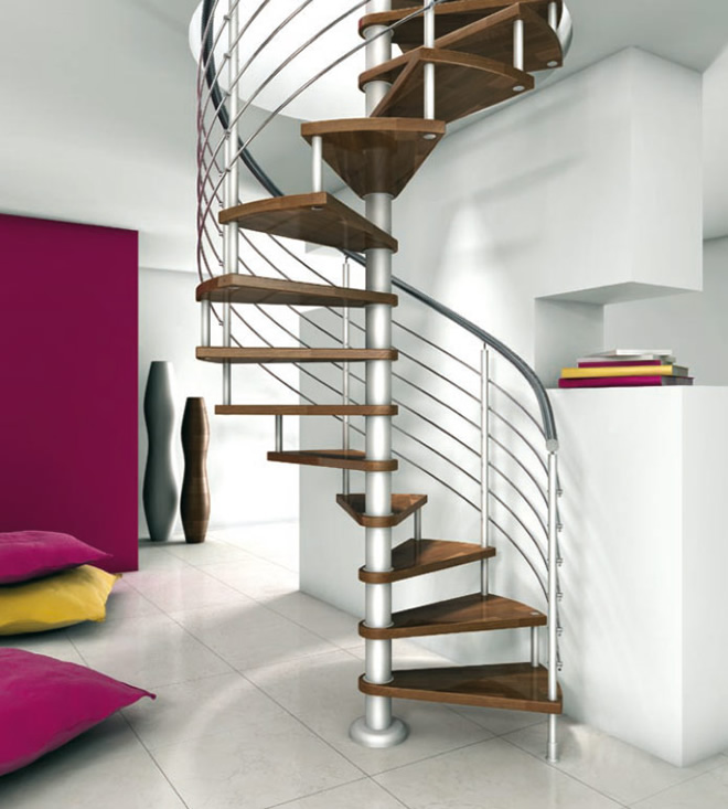 Staircase Decorating Ideas With Modern Design: Creative Staircase Design Ideas